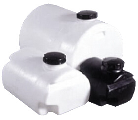 Flat Bottom Round tanks